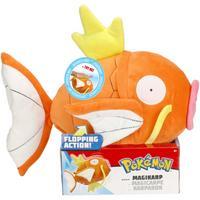 Deals on Pokemon Magikarp Flopping Plush 10 in