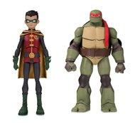 Roblox Figure Pack Assortment Gamestop Robin And Raphael Action Figure 2 Pack Summer Convention 2019 Only At Gamestop Gamestop