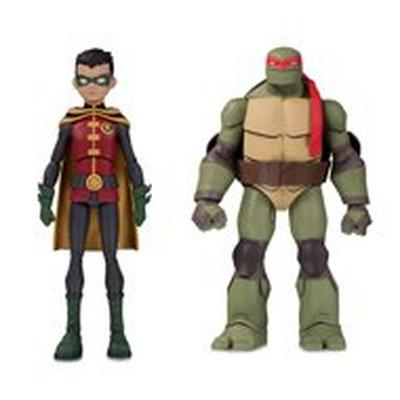 Robin and Raphael Action Figure 2 Pack Summer Convention 2019 Only at GameStop