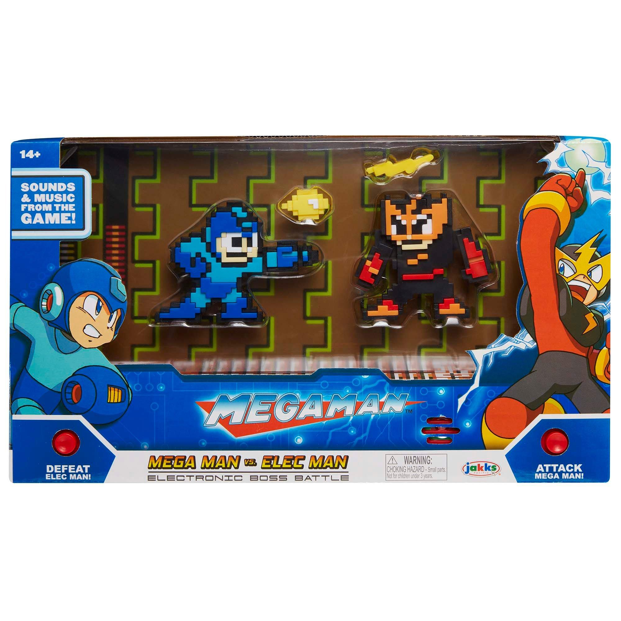 2019 Ausverkauf UK-Shop Schuhwerk Mega Man: Mega Man Vs Elec Man Electronic Boss Battle Summer Convention  2019 Only at GameStop | GameStop