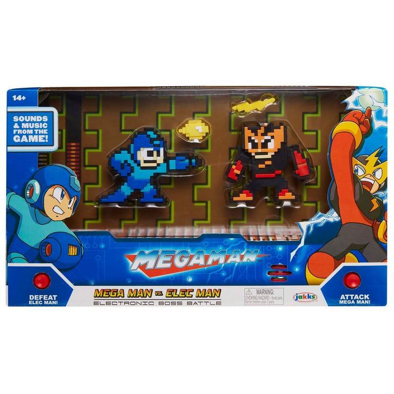 Mega Man VS. Elec Man Electronic Boss Battle Summer Convention 2019 Only at GameStop