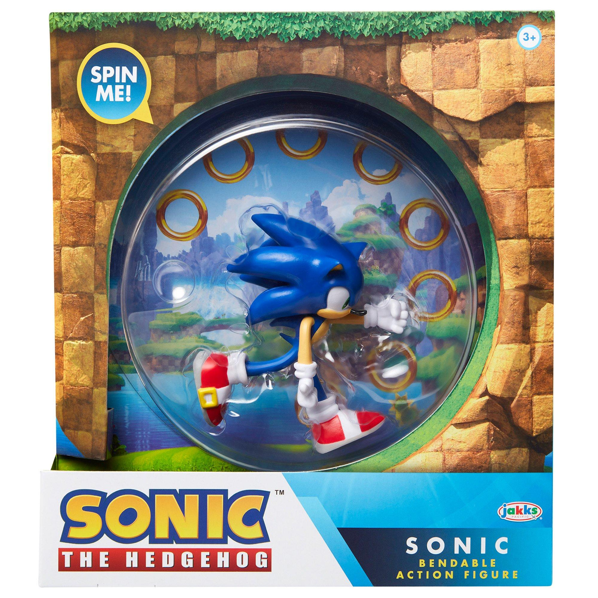 Sonic The Hedgehog Sonic Action Figure Only At Gamestop Gamestop