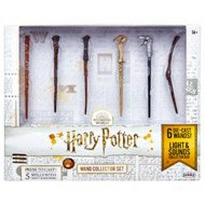 Harry Potter Die-Cast Wand Collector Set 6 Pack Only at GameStop