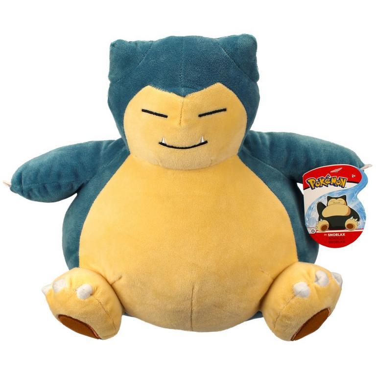 Pokemon Snorlax Plush 12 in