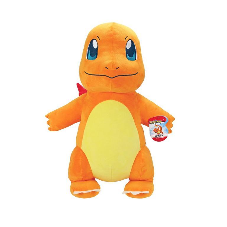 Pokemon Charmander Plush 24 in