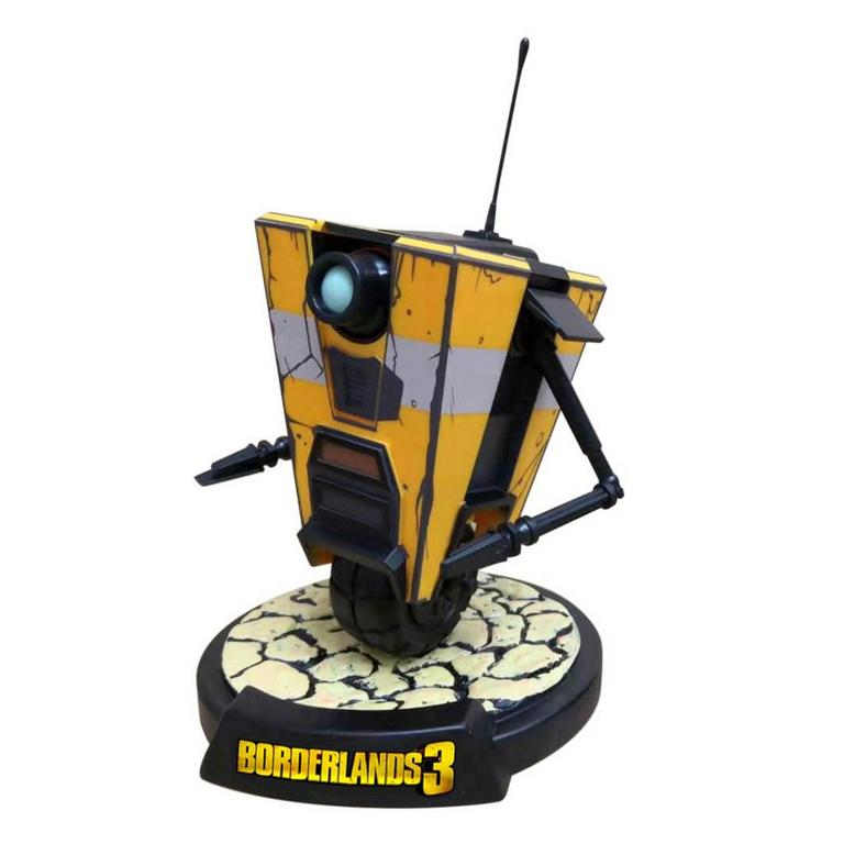 Borderlands 3 Claptrap Figure