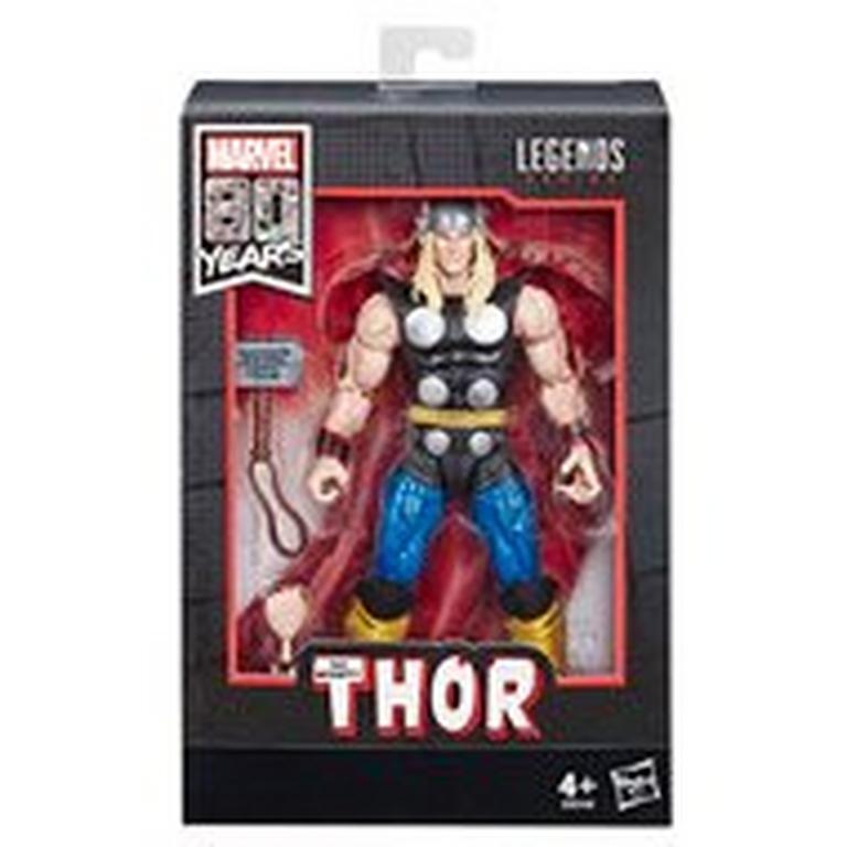 Marvel Legends 80th Anniversary Series Thor Figure