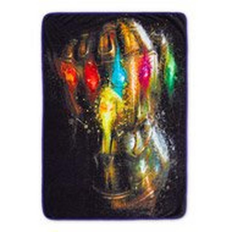 Marvel Avengers Infinity Gauntlet Blanket
