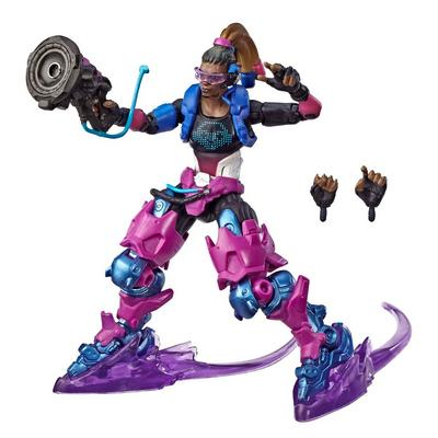 Overwatch Bitrate Lucio Ultimate Series Collectible Action Figure Summer Convention 2019