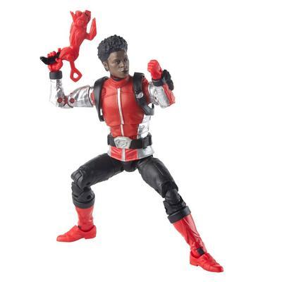 Power Rangers Beast Morphers Lightning Collection Red Ranger Figure