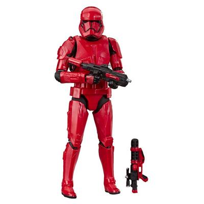 Star Wars Episode IX: The Rise of Skywalker Sith Trooper The Black Series Action Figure