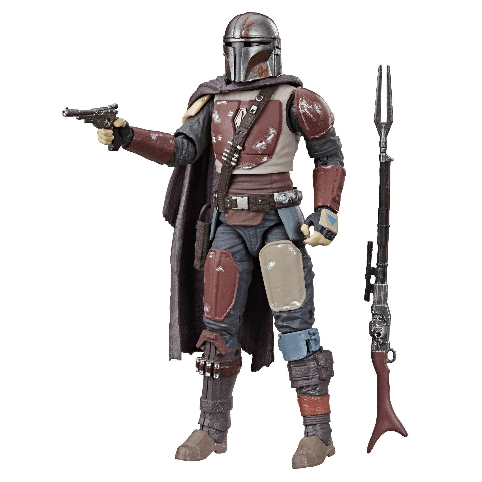 Star Wars The Mandalorian Black Series figurine The Mandalorian 15 cm preorder