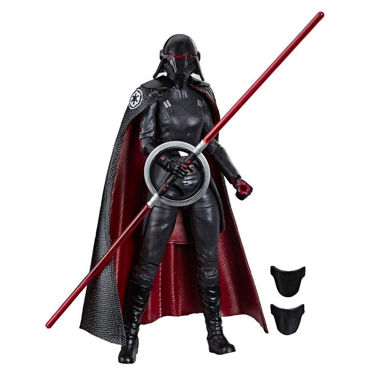 Star Wars Jedi: Fallen Order Second Sister Inquisitor The Black Series Action Figure