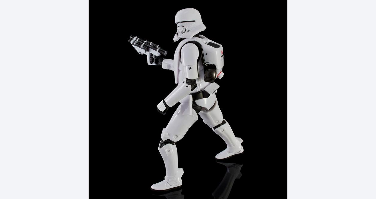 Star Wars Episode IX: The Rise of Skywalker First Order Jet Trooper The Black Series Action Figure