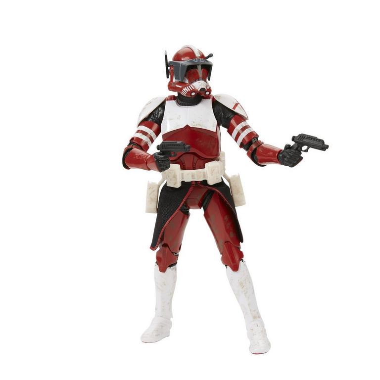 Star Wars: The Clone Wars Clone Commander Fox The Black Series Action Figure