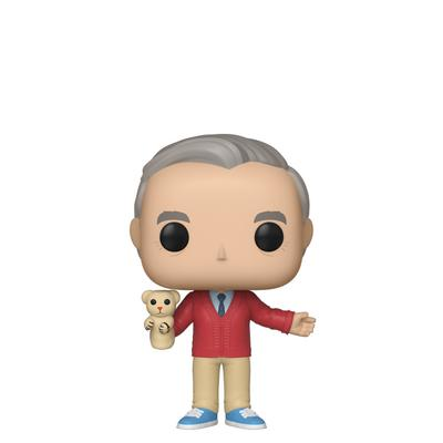 POP! Movies: A Beautiful Day in the Neighborhood Mr. Rogers