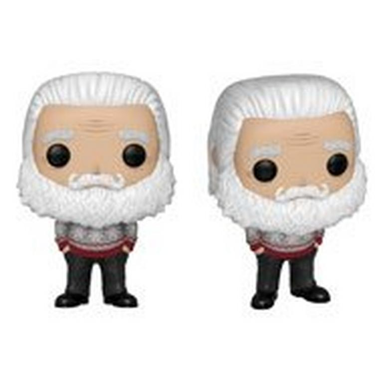 POP! Disney: The Santa Clause Santa with Lights