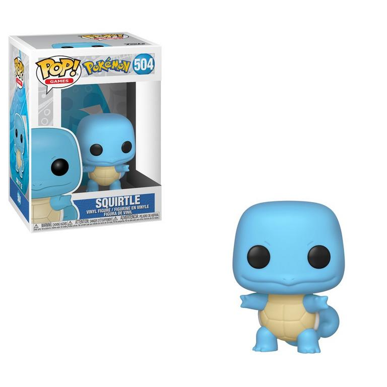 POP! Games: Pokemon Squirtle