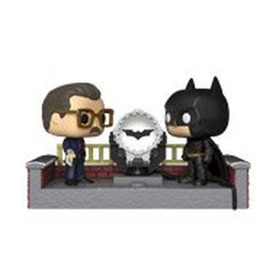 POP! Movie Moment: Batman Begins Bat Signal
