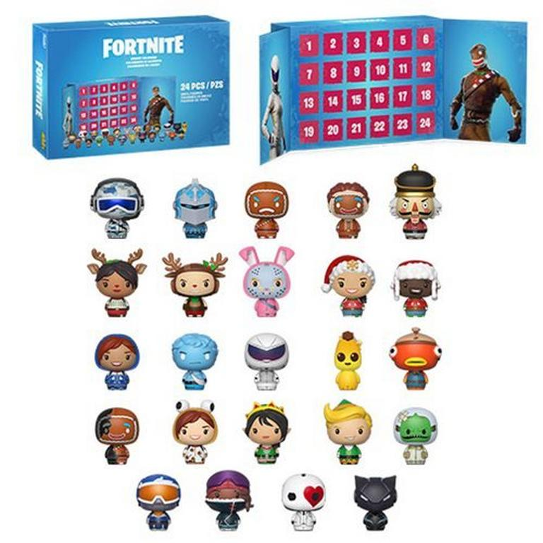 POP! Advent Calendar 2019: Fortnite