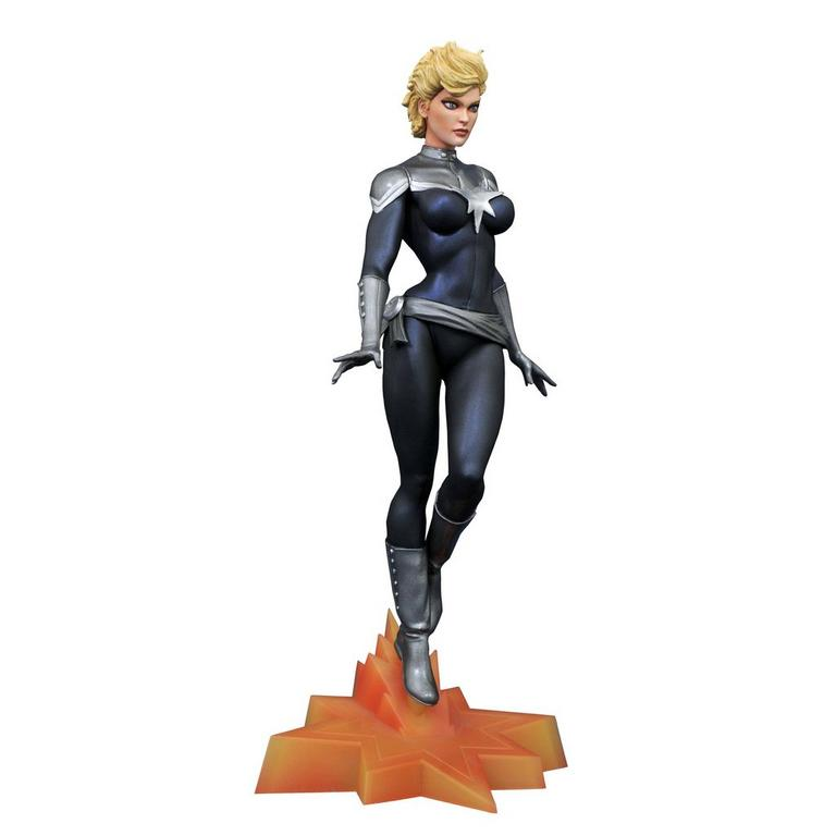 Marvel Gallery Agents of S.H.I.E.L.D. Captain Marvel Figure Summer Convention 2019