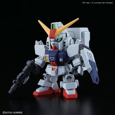 SD Gundam Cross Silhouette Gundam Ground Type SD Gundam Model Kit