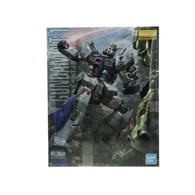 Gundam NT-1 Version 2 Master Grade Model Kit