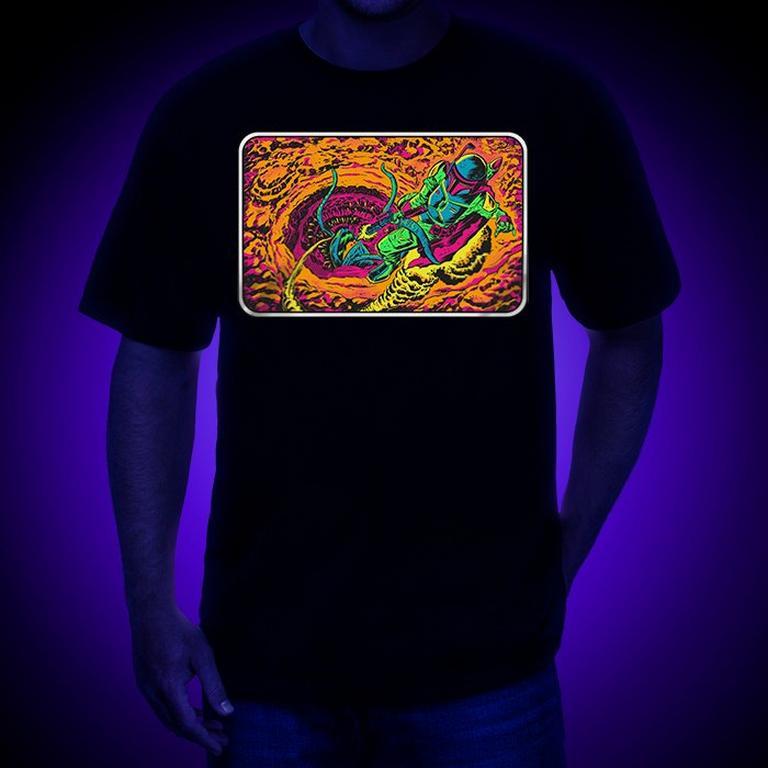 Star Wars Boba Fett Sarlacc Pit T-Shirt