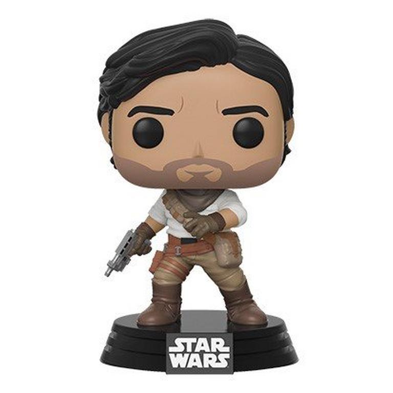 Pop Star Wars Episode Ix The Rise Of Skywalker Poe Dameron Gamestop