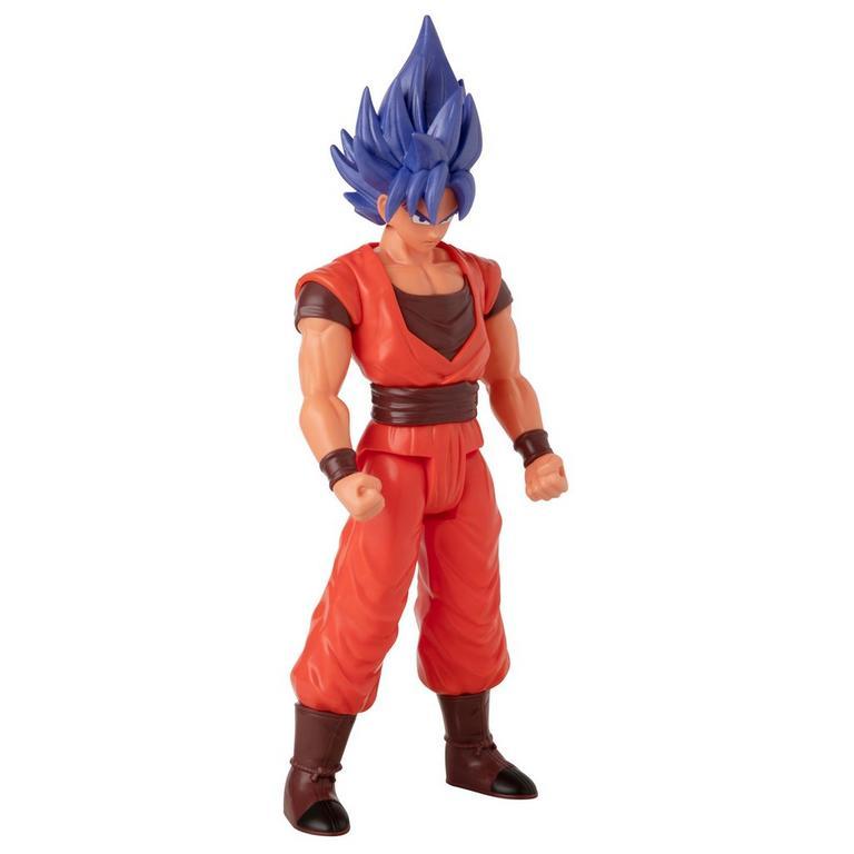Dragon Ball-Limit Breakers 30cm Figure Super Saiyan Blue Goku Bandai New Boxed