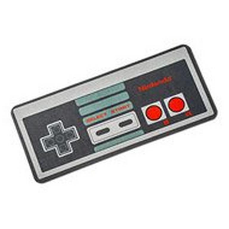 Nintendo Controller Floor Mat