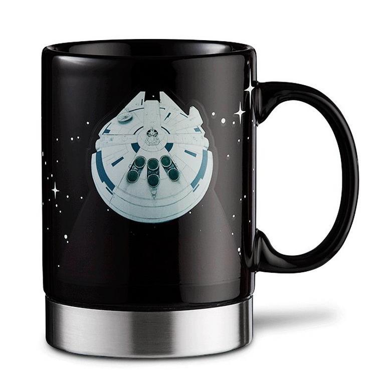 Star Wars Millennium Falcon Heat Change Mug