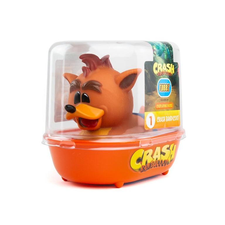 Tubbz Crash Bandicoot Crash Figure