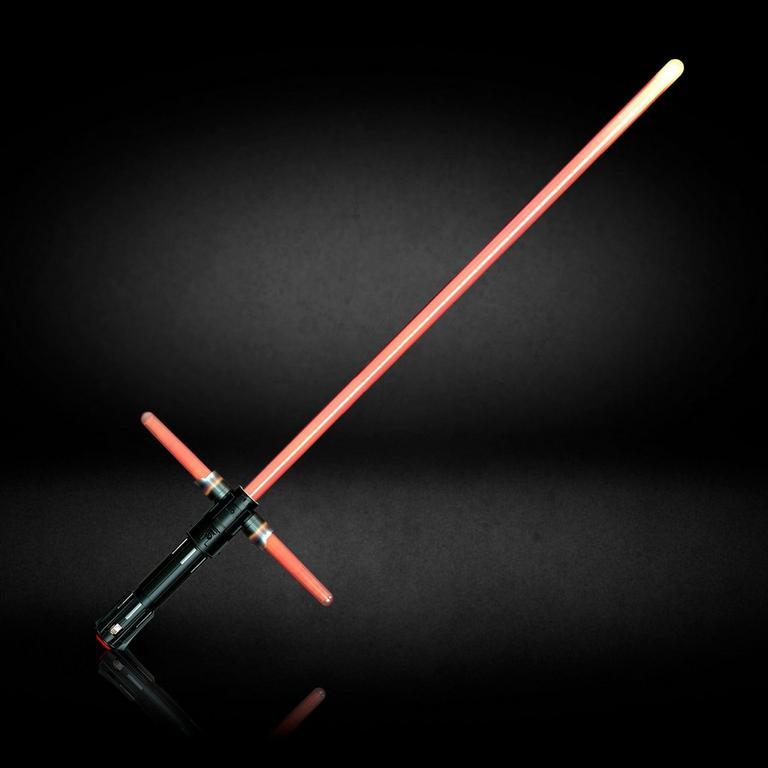 Star Wars Episode Ix The Rise Of Skywalker Supreme Leader Kylo Ren Force Fx Elite Lightsaber Gamestop