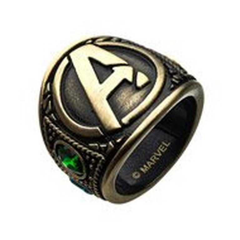 Avengers Class Ring