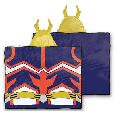 My Hero Academia All Might Hooded Blanket