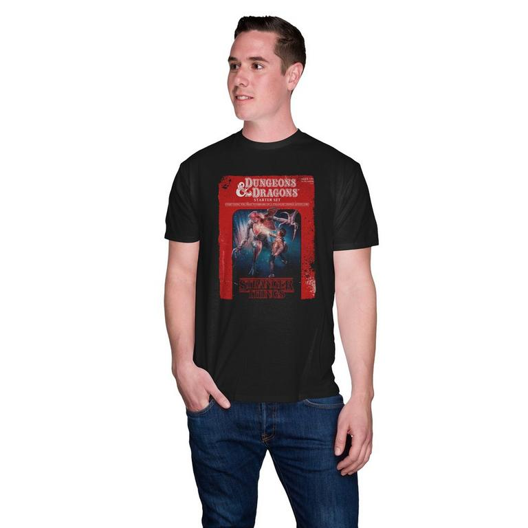 Stranger Things Dungeons and Dragons T-Shirt