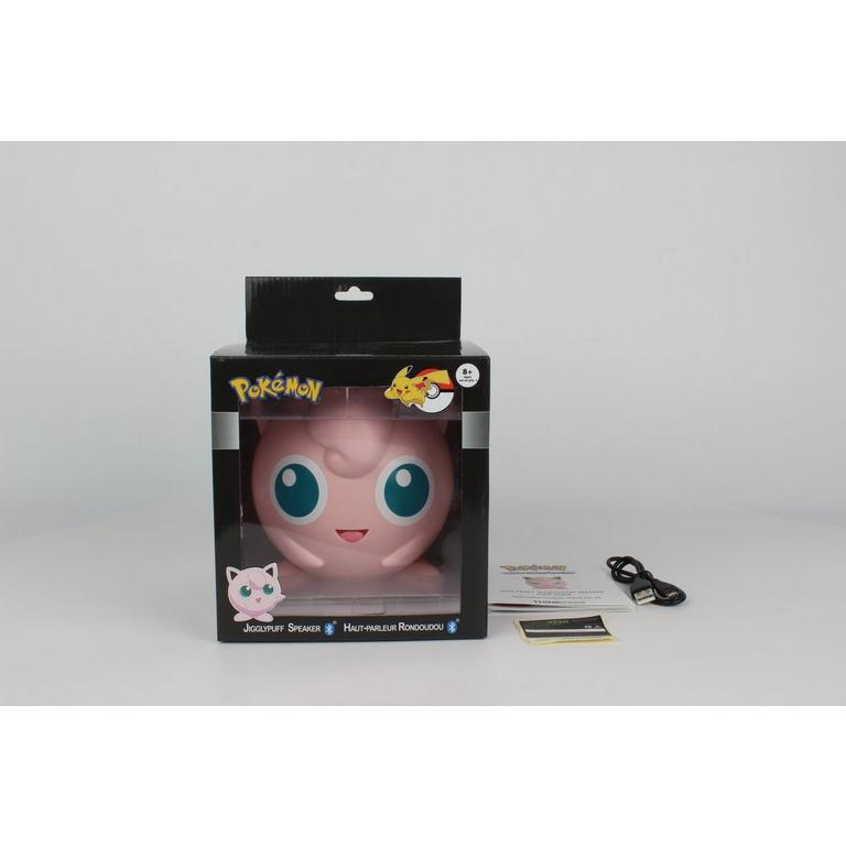 Pokemon Jigglypuff Bluetooth Speaker