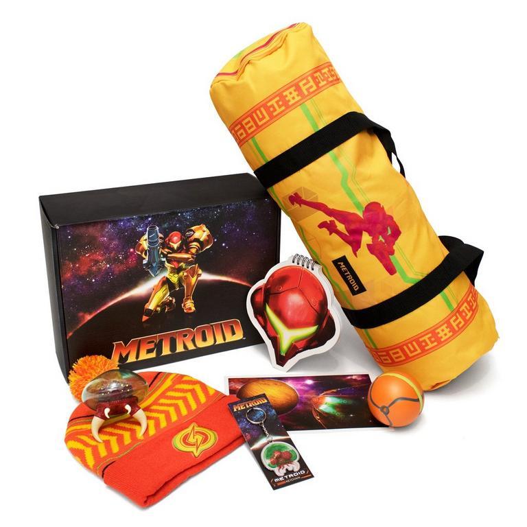 Metroid: Samus Returns Collector's Box