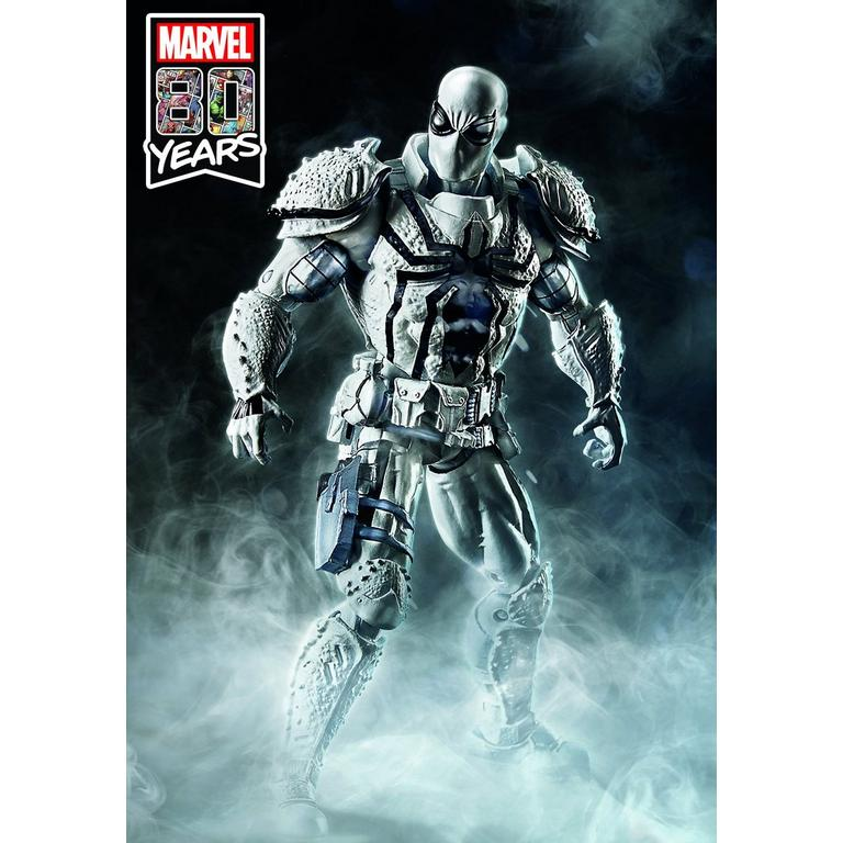 Marvel Legends Series 80th Anniversary Agent Anti-Venom Action Figure