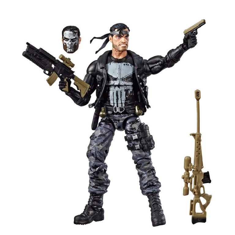 Marvel Legends Series 80th Anniversary The Punisher Action Figure