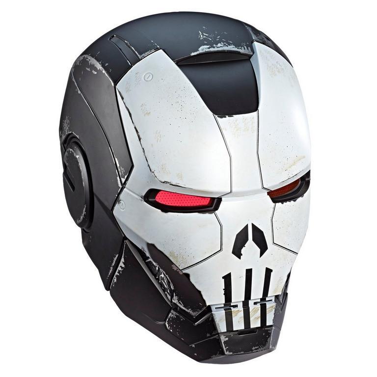 Marvel Legends Gamerverse The Punisher Electronic Helmet