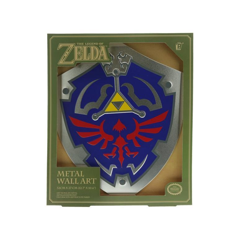 The Legend of Zelda Hylian Shiled Wall Art
