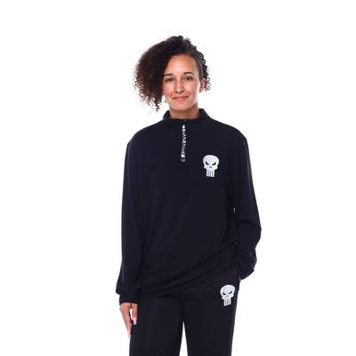 Punisher Quarter Zip Pullover
