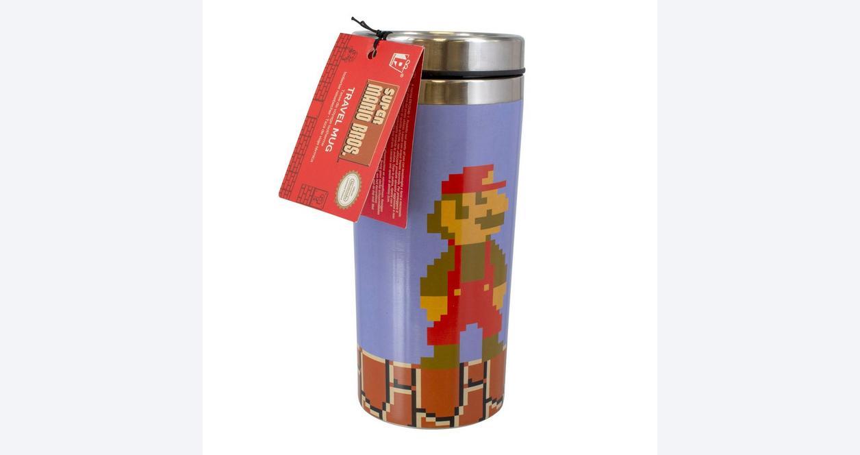 Super Mario Emblem Mug