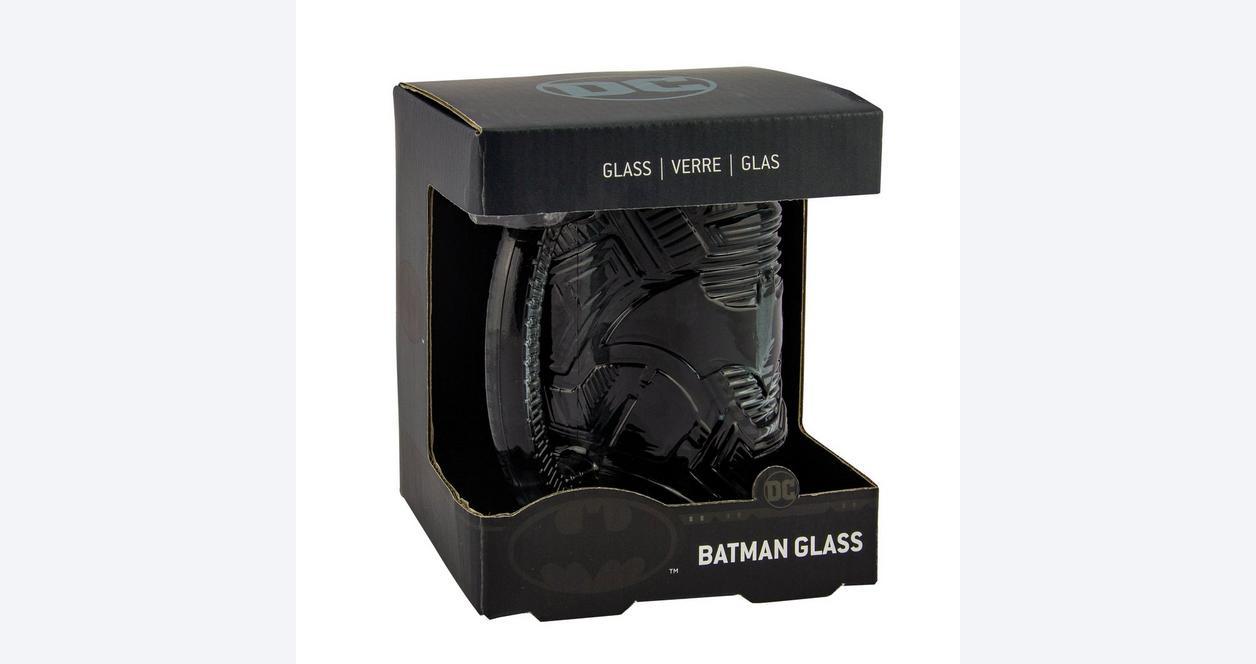 Batman Suit Glass