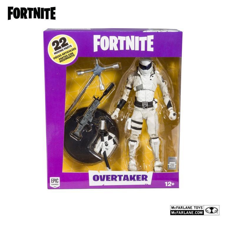 Fortnite Overtaker Figure