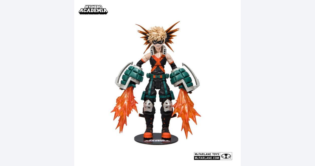 My Hero Academia Bakugo Action Figure