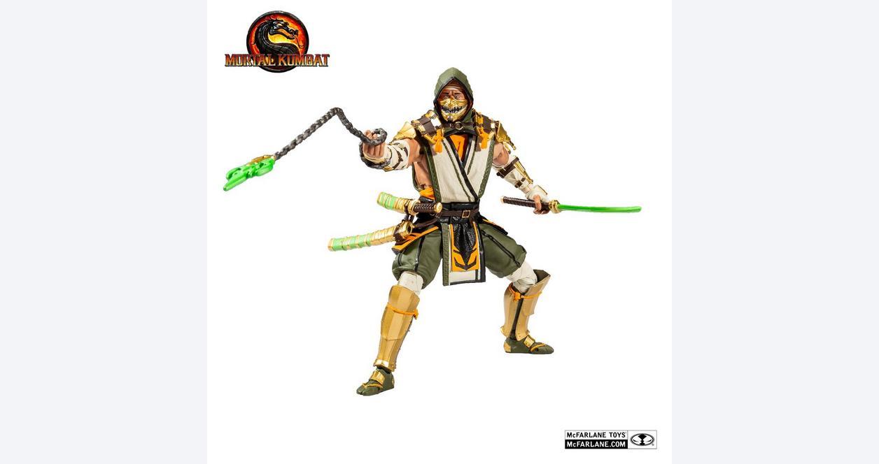 Mortal Kombat Scorpion Figure Only at GameStop