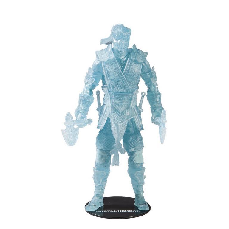 Mortal Kombat Sub-Zero Figure Only at GameStop